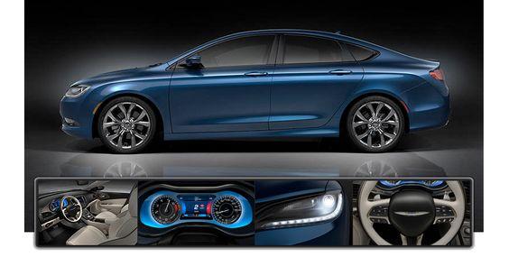 2015 Chrysler 200 #Chrysler #Chrysler200 #2015 #BobBrady #cardealership 4025 E. Boyd Rd. #Decatur, IL 62521   (217) 876-3800 http://www.bobbradyautomall.com/