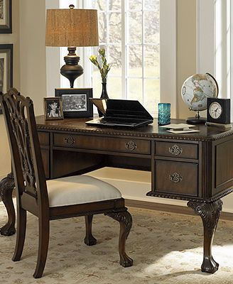 Georgetown Home Office Furniture Collection Home Decor