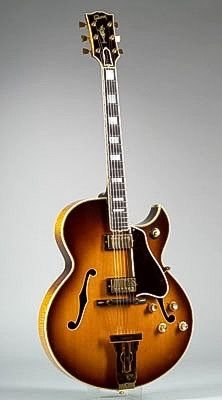 Wes Montgomery's 1961 Gibson L-5 CES Custom guitar....