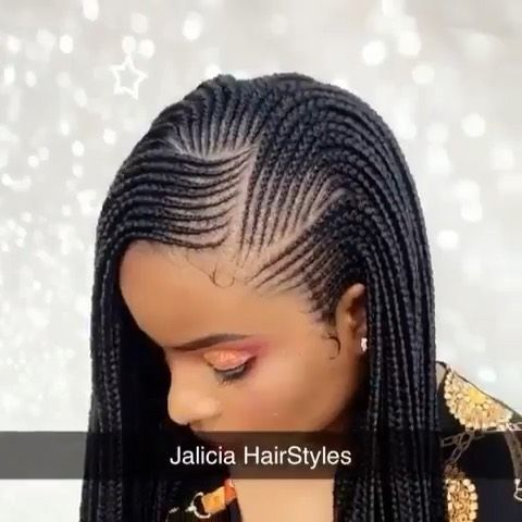 Braided Hairstyles Singles Braided Hairstyles Tutorial Braided Hairstyles Black G In 2020 African Hair Braiding Styles Braids Hairstyles Pictures African Hairstyles