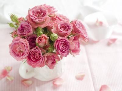 Como fazer arranjos de flores em vasos altos para mesas de buffet | #decoracao #festa #jantar #estilo #critividade #casamento #evento #elegancia
