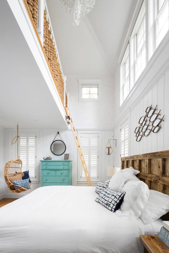 beach house bedroom | GMT Home Designs
