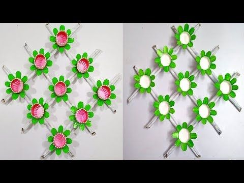 How To Make Paper Wall Hanging Home Decor Ideas With Paper
