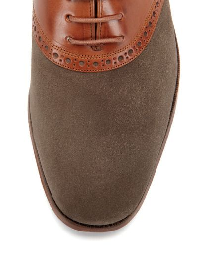 Florsheim by Duckie Brown Saddle Shoes