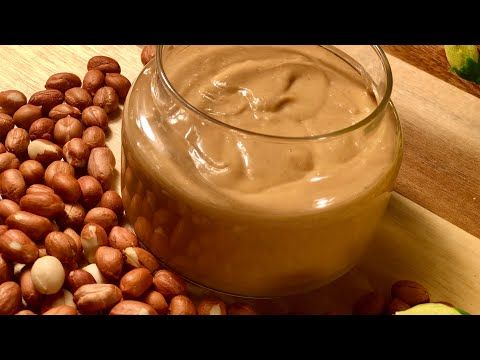 زبدة الفول السوداني الصحية ازاى تبرزى طعم السكر بدون اضافة سكرتنفع كيتو وللعادى Youtube Food Desserts Pudding