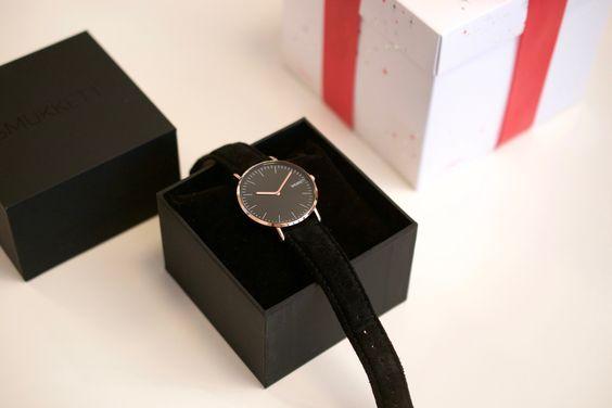 Gewinne eine Uhr von Smukkett