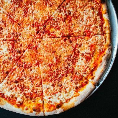 Selbst gemachter Pizzateig