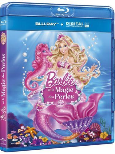 Barbie Et La Magie Des Perles En Blu Ray Neuf Barbie Perle