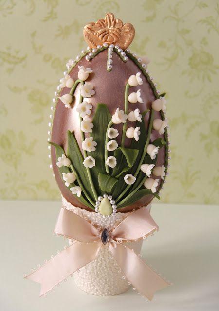 Cakes Haute Couture - Pasteles de Alta Costura: ¡Felices Pascuas!: