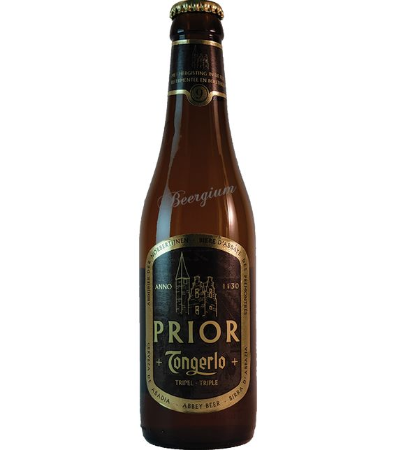 Bia Tongerlo Prior Tripel 9% - Chai 330ml