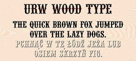 wood type - Google Search