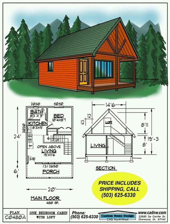 Pinterest the world s catalog of ideas for 20x24 cabin layout