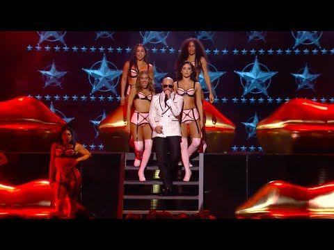Pitbull Premio Lo Nuestro Awards 2020 Live Performance V 2020 G Muzyka Koncert