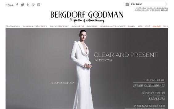 bergdorf goodman retail