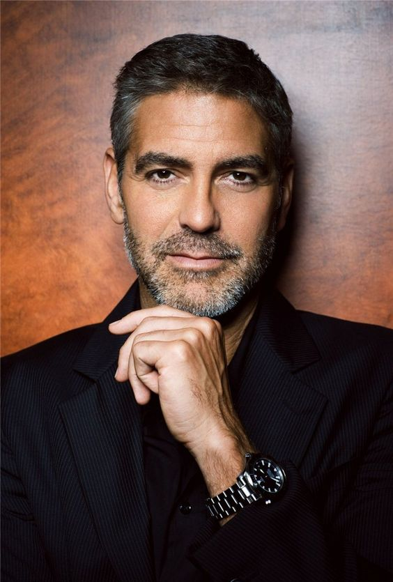 George Clooney reference - one of Derek's commanders - will help with the search - father figure for Ayla?