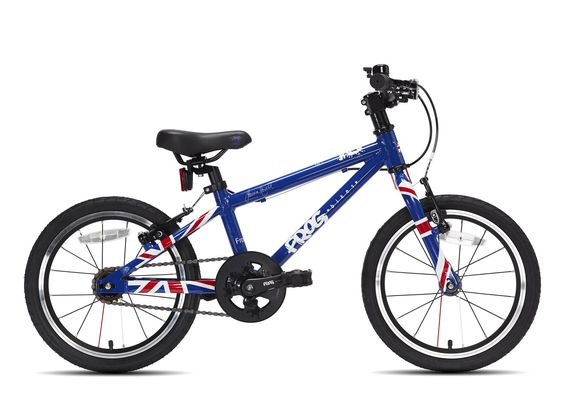 union jack frog bike for kids
