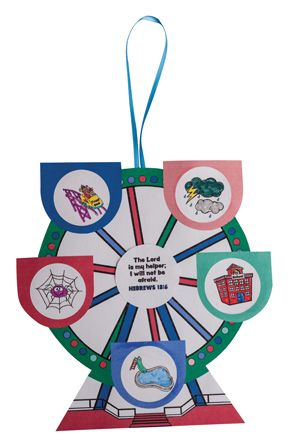 Colorful crafts ferris wheels and arts crafts on pinterest for Guildcraft arts and crafts