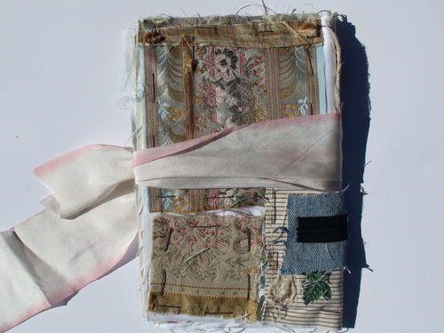 Original LABEDZKI Abstract Journals Handmade Book