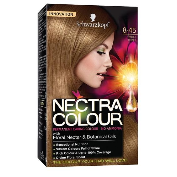 schwarzkopf nectra colour 8 45 praline blonde chemist warehouse - Schwarzkopf Nectra Color