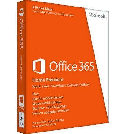 Microsoft Office 365 - Je n'ai plus ma licence office. Donc un pack office 2010 ou un abonnement office 360 serait le bienvenu (sinon, je resterai sur open office jusqu'à la fiiiiiiin du mooooonde).
