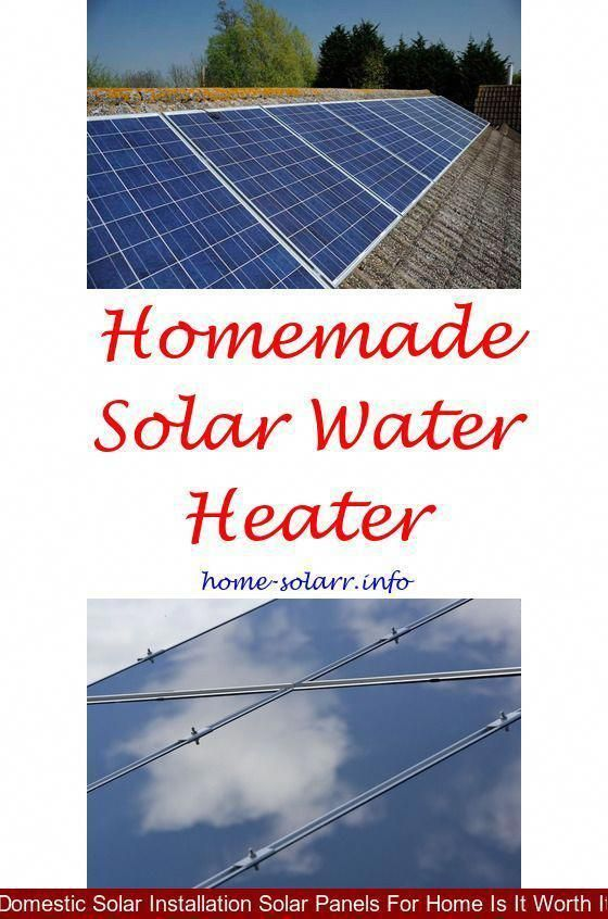 Solar Electric Generating System Solar Power House Solar Energy For Home Solar Water Heater