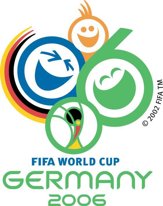 Resultado de imagen de logo mundial 2006