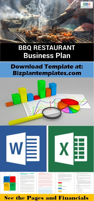 Bbq Restaurant Business Plan Create A Full Business Plan For