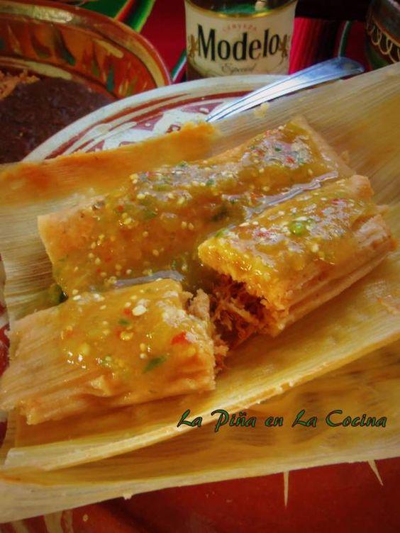 Mis Tamales