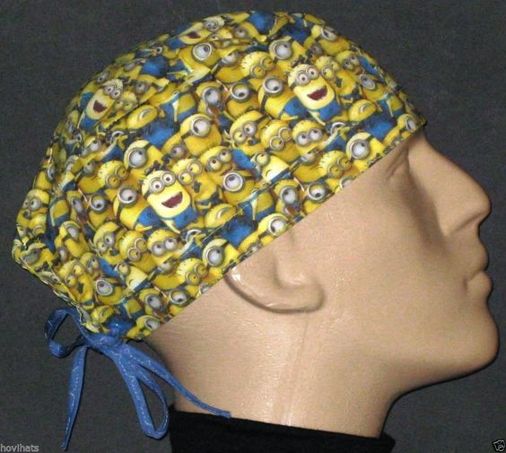 Image result for SCRUB CAPS- Fashion in Drab Places