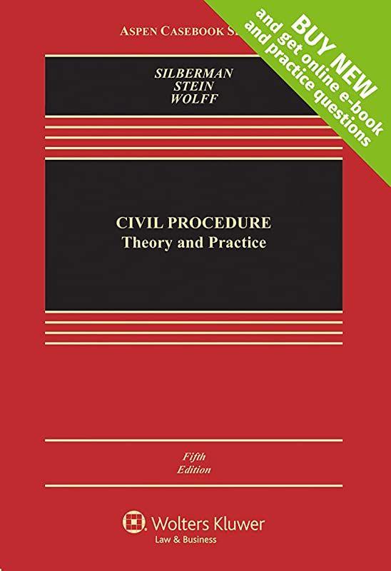 Get Book Civil Procedure Theory And Practice Connected Casebook Aspen Casebook By Linda J S Livre Electronique Livres A Lire Livre Numerique