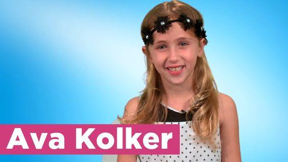 """Ava Kolker on """"Girl Meets World""""!"""