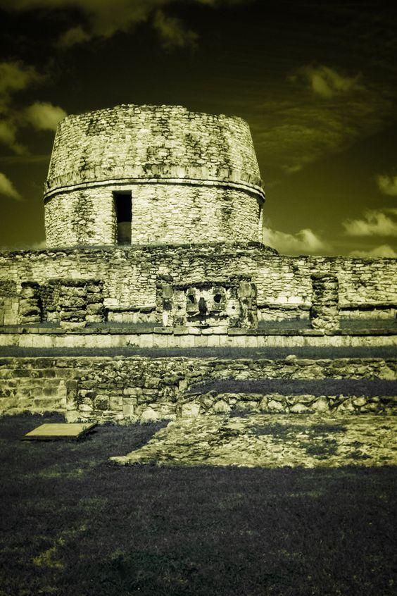 Mayapán, Yucatán, México