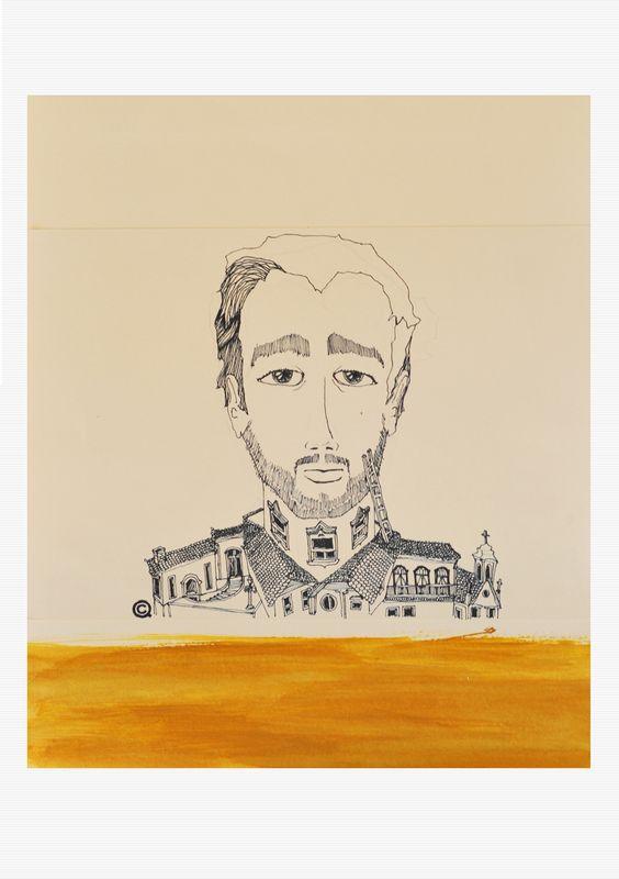 Carlos Queiroz – Sem Título I | Ilustração