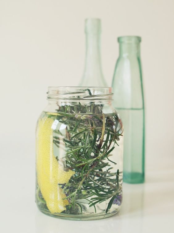 make your own air fresheners and deodorizers for your home