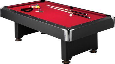 Donovan II 8' Mizerak Pool Table