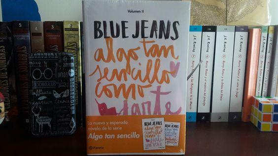 """Algo tan sencillo como darte un beso"" escrito por Blue Jeans.:"