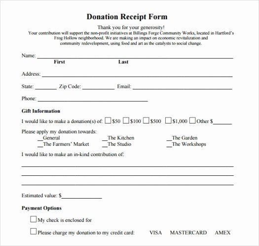Printable Donation Form Template Awesome 36 Free Donation Form Templates In Word Excel Pdf Donation Form Questionnaire Template Donation Request Form
