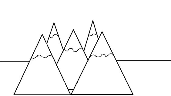 mt everest coloring pages | 17 Best images about Coloring Page Gif | Coloring pages ...