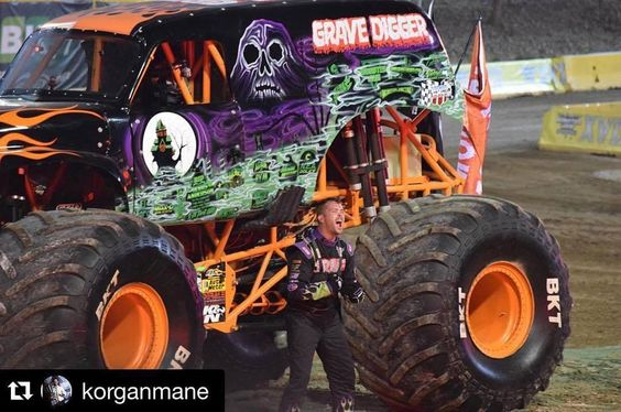 "Monster Jam on Twitter: ""#Repost @korganmane ・・・ That feeling you get when it's Friday and you just clocked out of … https://t.co/tH7gEOMrA9 https://t.co/A75IiEOF1O"""