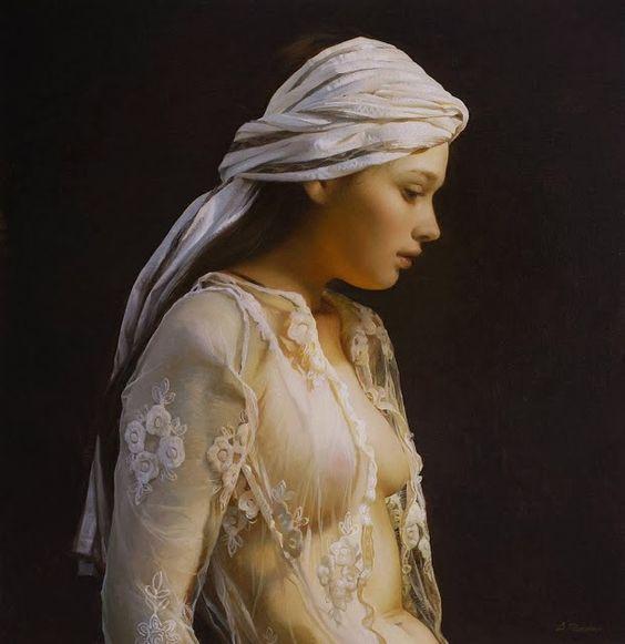 Serge Marshennikov   Figurative Painter   Nudes