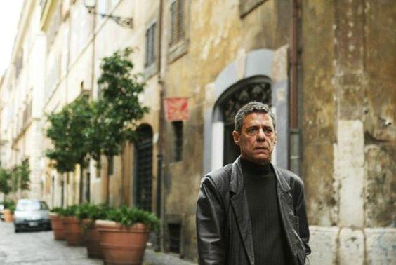 Chico Buarque em Roma. Foto de João Wainer