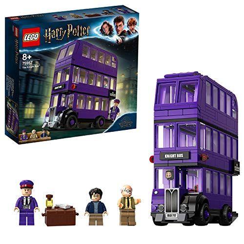 Lego 75957 Jeu D Autobus Harry Potter Knight Ensemble D Autobus A Trois Etages Jeux De Construction Lego Jouet Fille