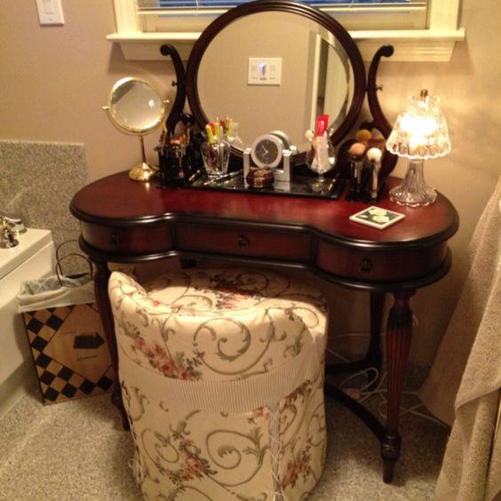 Love, Vanities And Vanity Tables On Pinterest