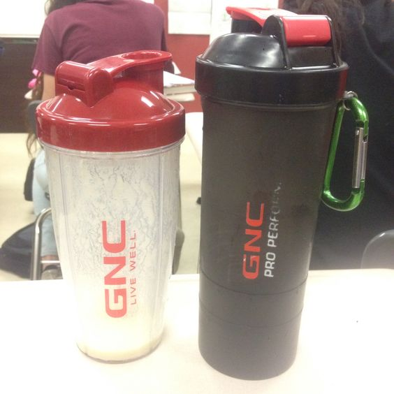 GNC staying healthy together.
