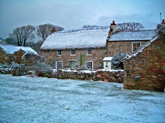 Traditional House, Cornwall