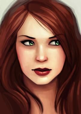 Scarlet Benoit from The Lunar Chronicles by Marissa Meyer
