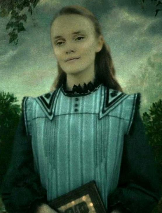 Ariana Dumbledore (c. 1885 - 1899) was a half-blood witch and the only daughter of Percival and Kendra Dumbledore and younger sister of Albus and Aberforth Dumbledore. At the age of six, Ariana was attacked by Muggle boys who saw her practicing magic. This prompted her father to attack the boys and be imprisoned in Azkaban, while her mother moved the family to Godric's Hollow and kept Ariana hidden away from the general population. During a fit when she was fourteen years old, Ariana caused…