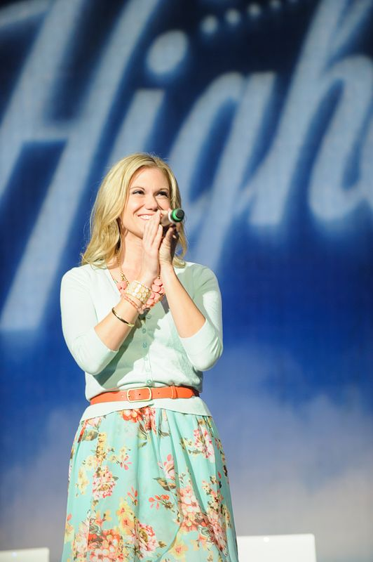 Brooke! MERCY RIVER