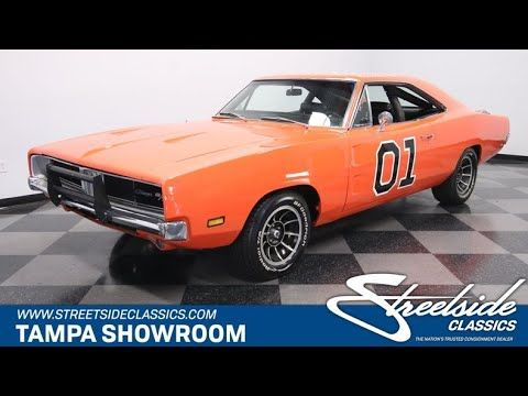 1969 Dodge Charger General Lee R T For Sale 2240 Tpa Youtube 1969 Dodge Charger General Lee Dodge Charger