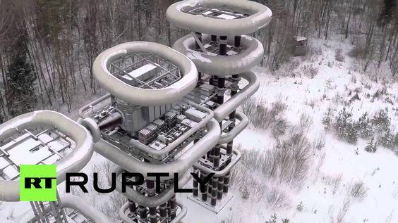 Drohnen-Aufnahmen der geheimen Blitz-Maschine der Sowjets - http://www.dravenstales.ch/drohnen-aufnahmen-der-geheimen-blitz-maschine-der-sowjets/